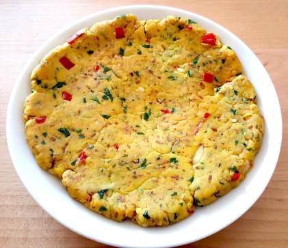 Turmeric bread prep 3