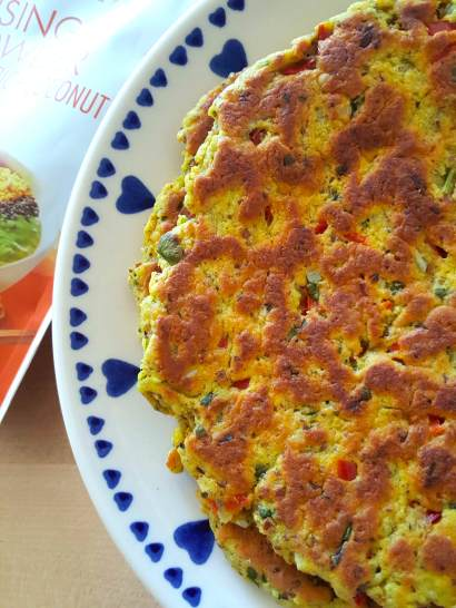 Turmeric bread prep 5
