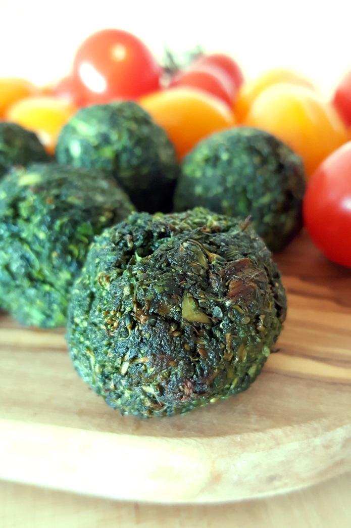 Brocolli balls 11