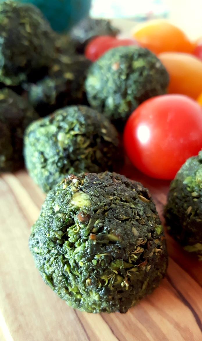 Brocolli balls 8