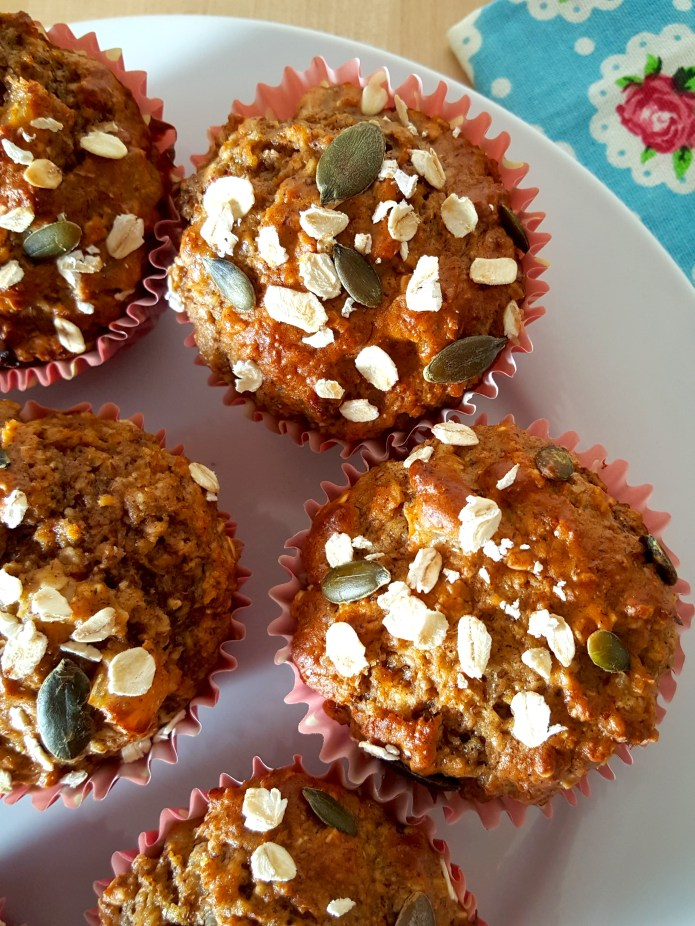 Carrot muffins 20