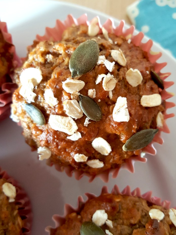 Carrot muffins 22
