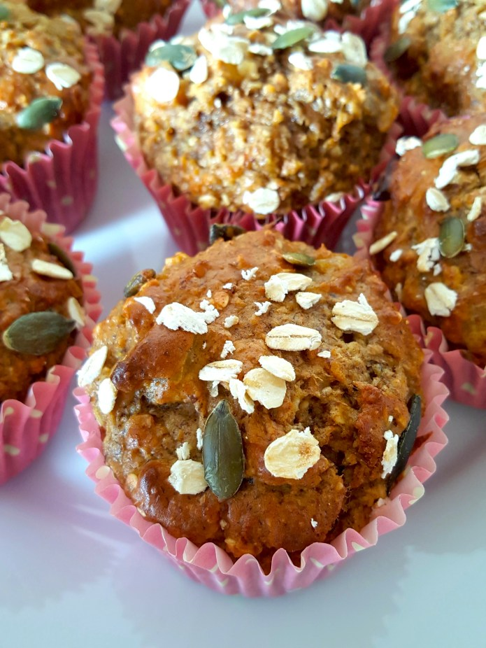 Carrot muffins 33
