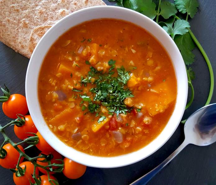 Lentil soup 24