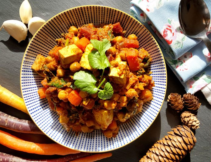 Tofu curry 4