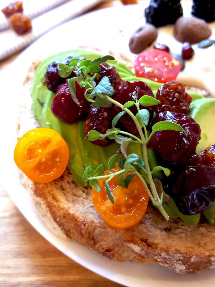 Cranberry relish 12