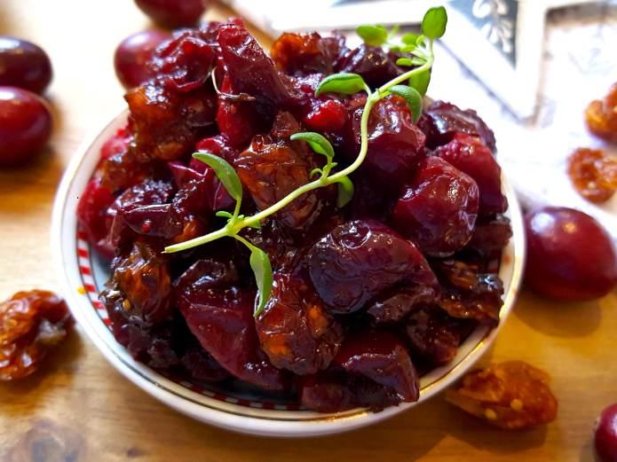 Cranberry relish 19