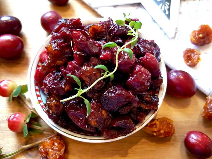 Cranberry relish 20