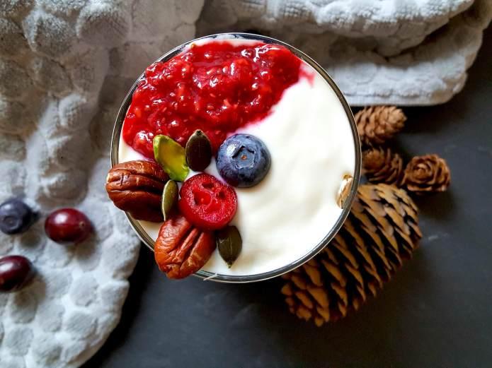 Yoghurt parfait 26