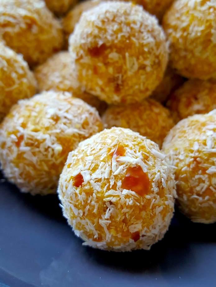 Mango balls 11