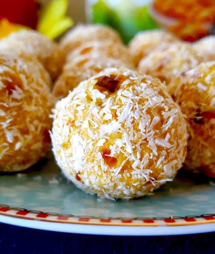 Mango balls 20