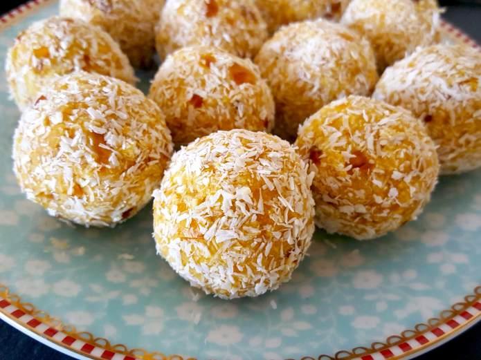 Mango balls 24