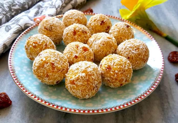 Mango balls 37