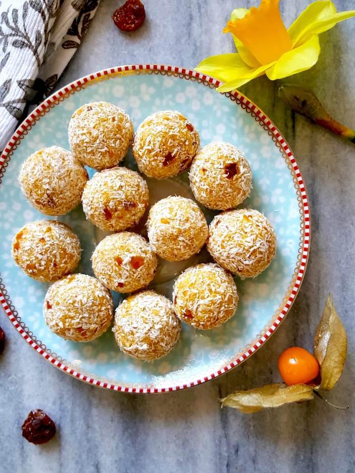 Mango balls 42