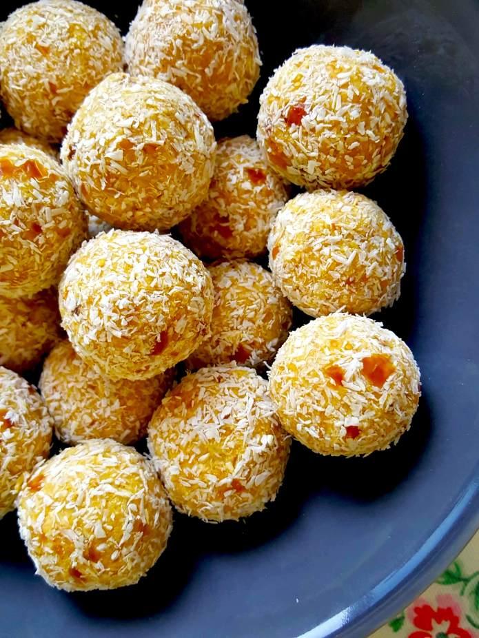Mango balls 9