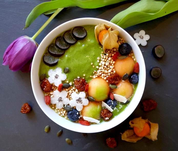 Melon smoothie 16