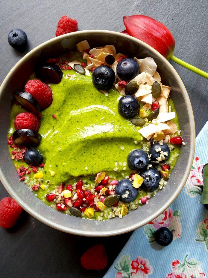 Green nice cream 19