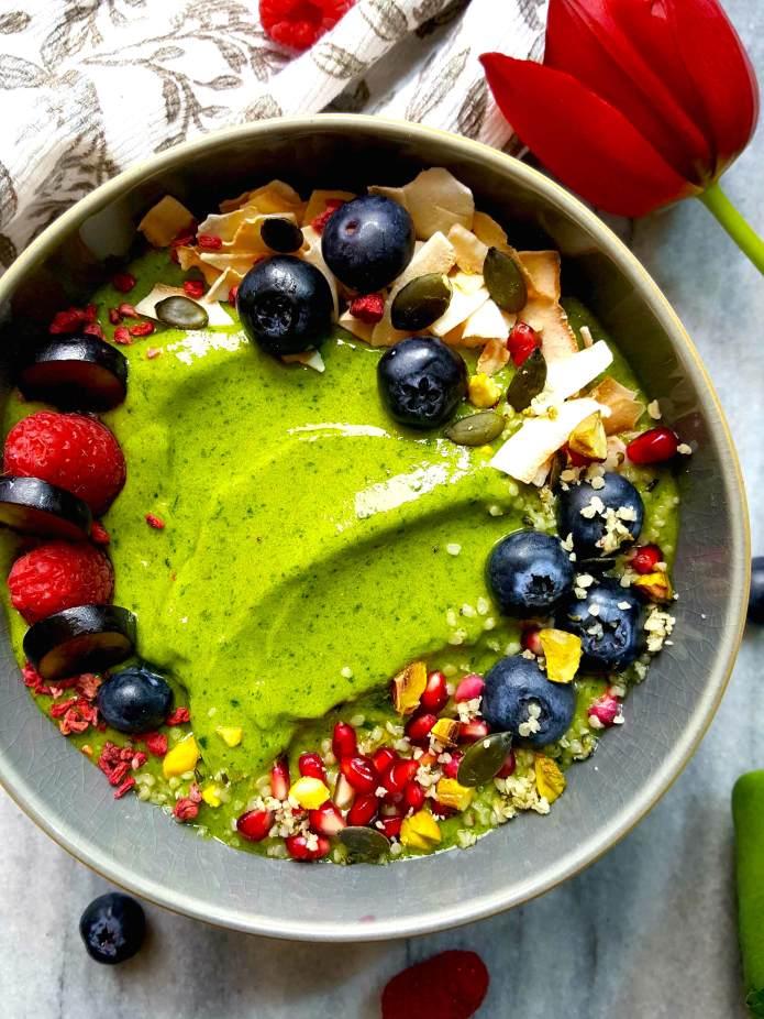 Green nice cream 6