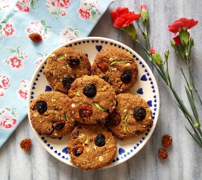 Oat cookies 15