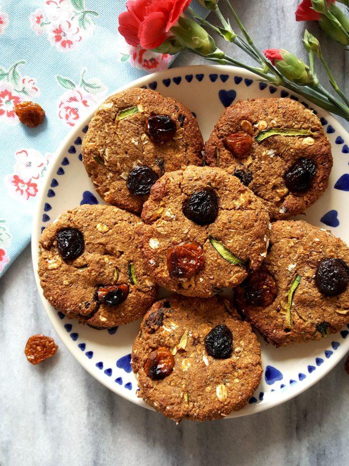 Oat cookies 18