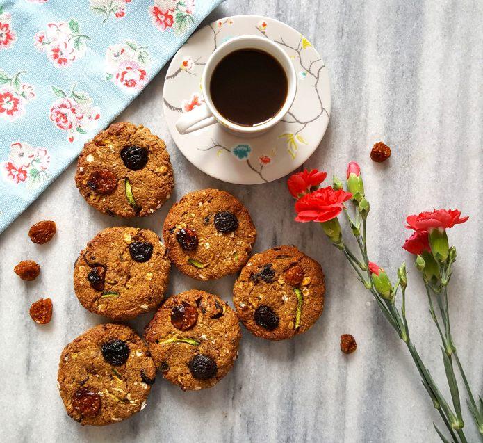 Oat cookies 21