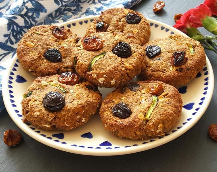 Oat cookies 4