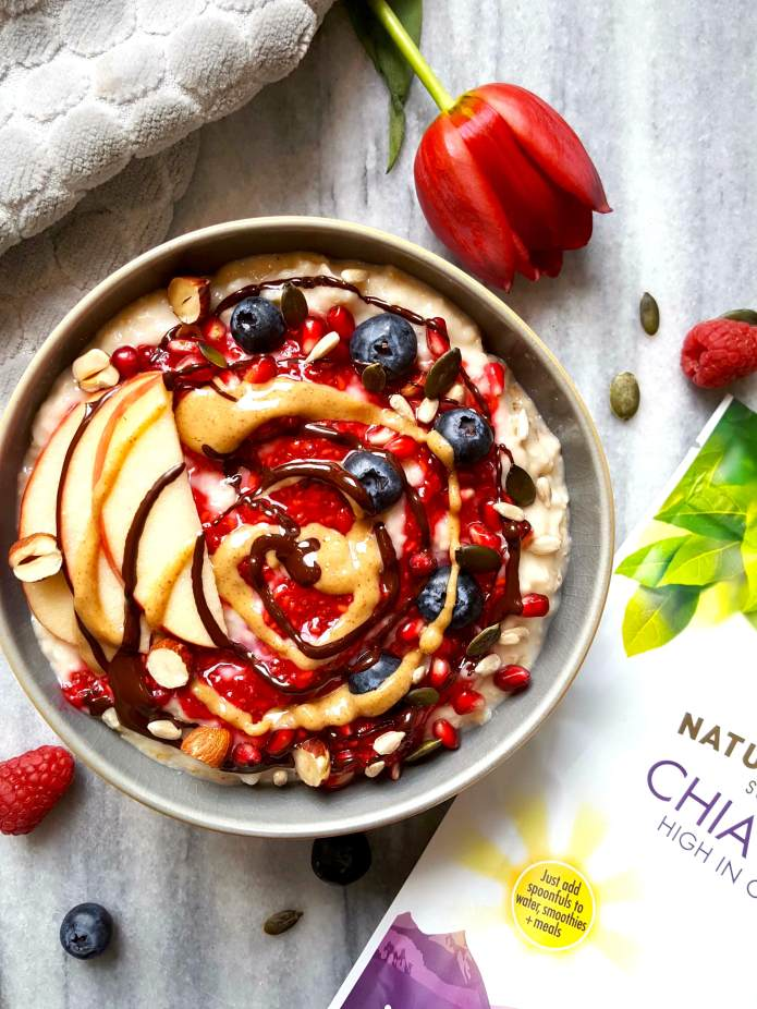 Swirl oats porridge 7