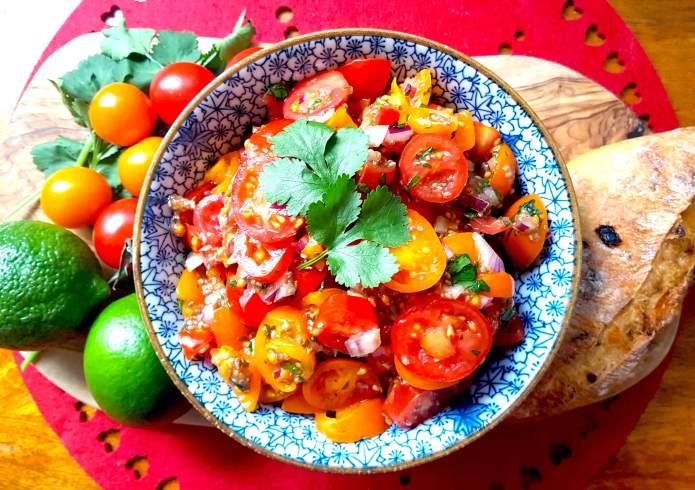 Tomato salsa 15