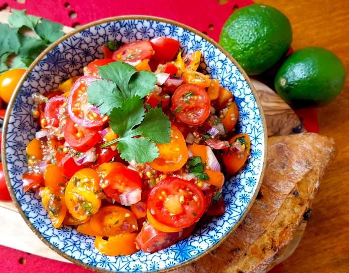 Tomato salsa 24