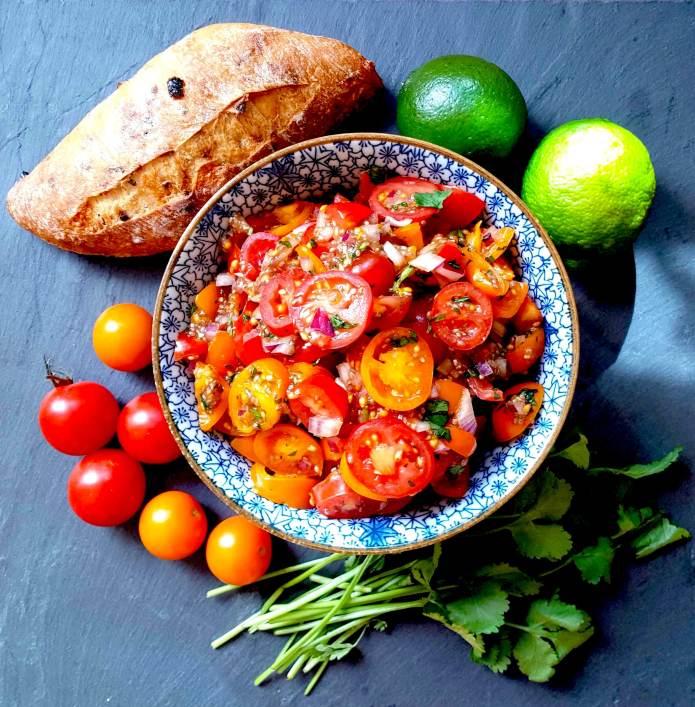 Tomato salsa 32