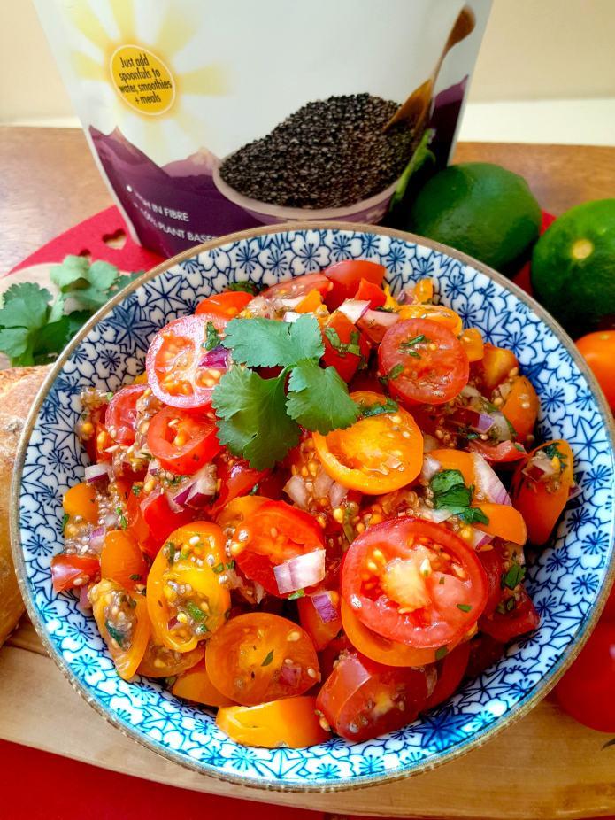 Tomato salsa 7