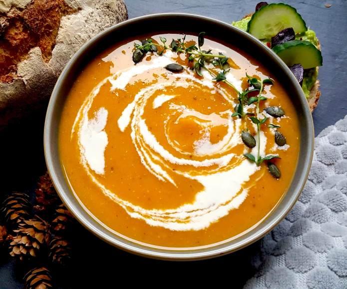 Pumpkin soup 15