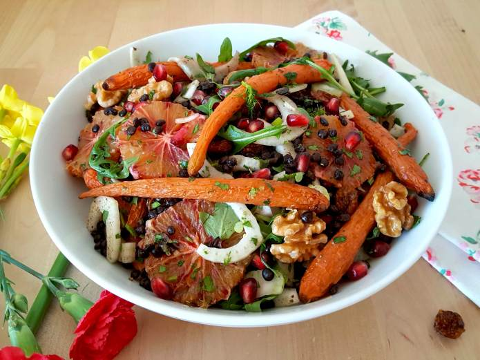 Orange salad 11