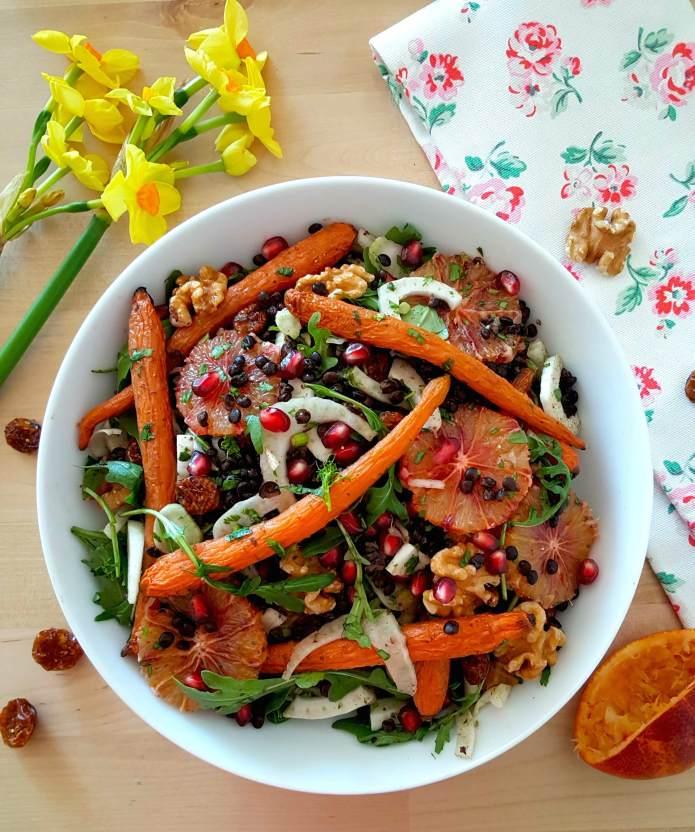 Orange salad 14