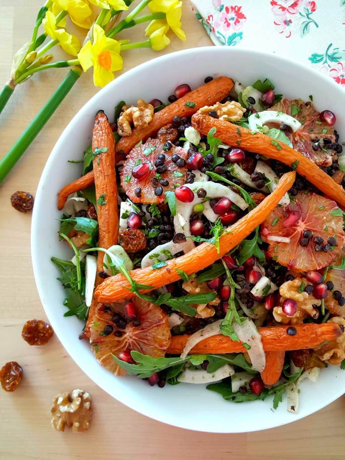 Orange salad 15