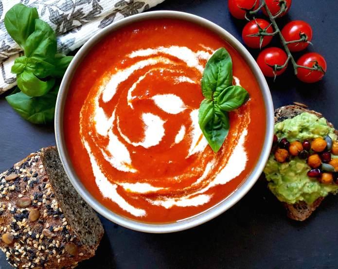 Tomato soup 13