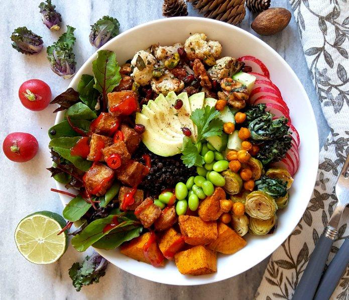Cauliflower salad 20