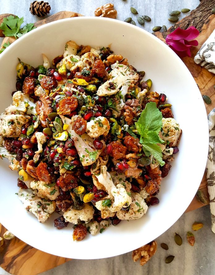 Cauliflower salad 3