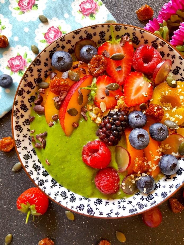 Spring Green smoothie 13