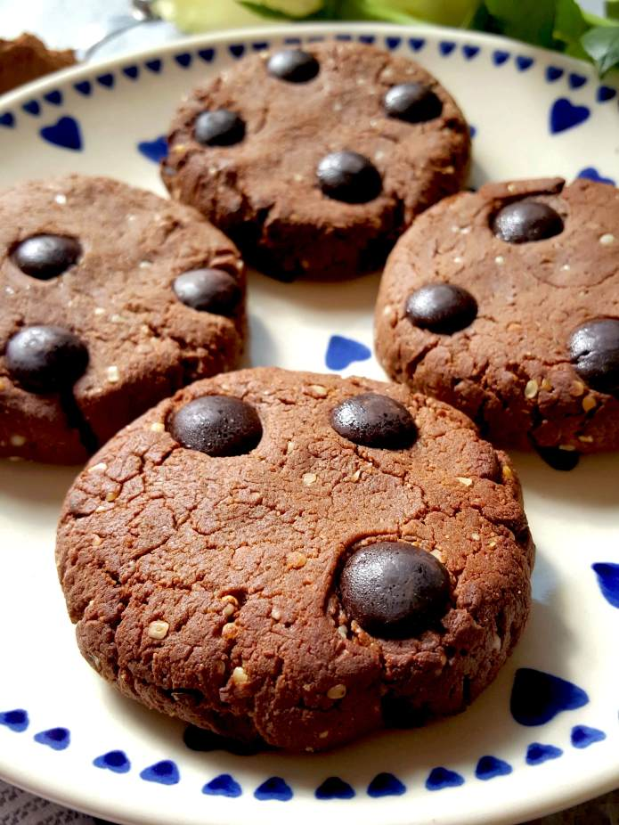Choc cookies 1