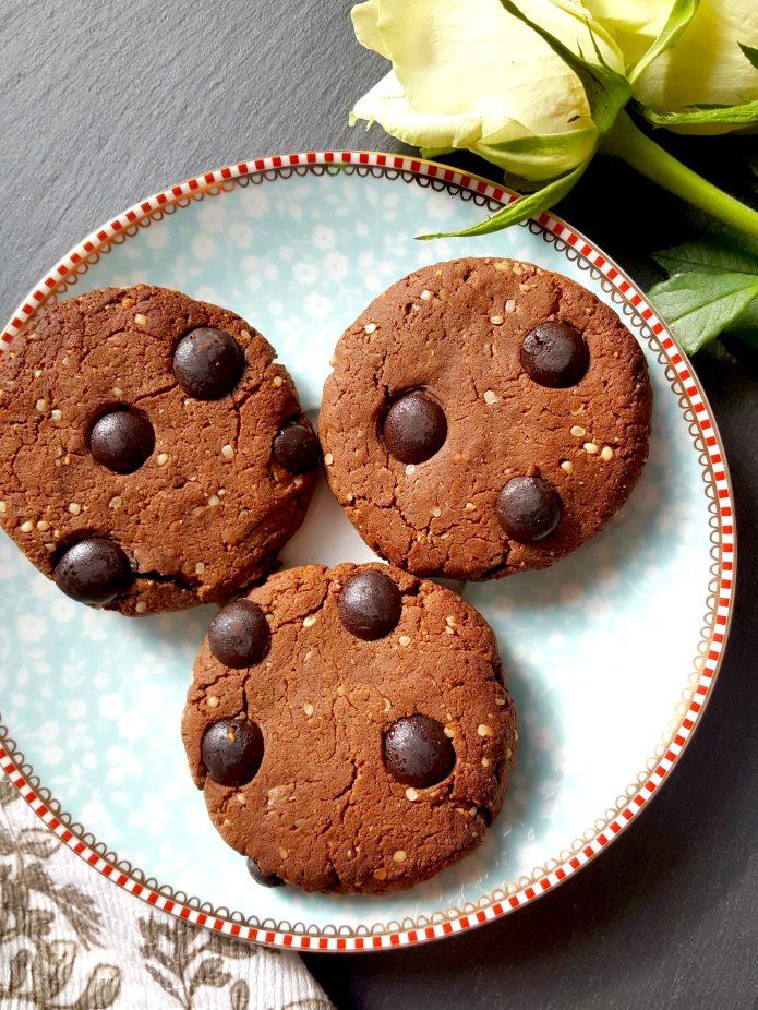 Choc cookies 23