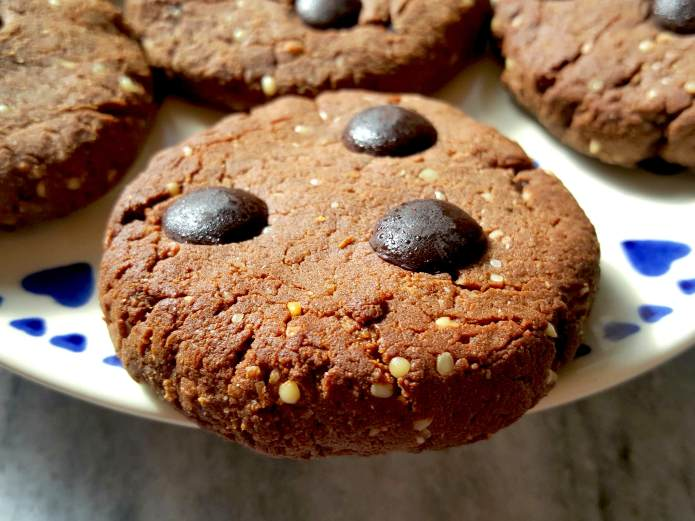 Choc cookies 29