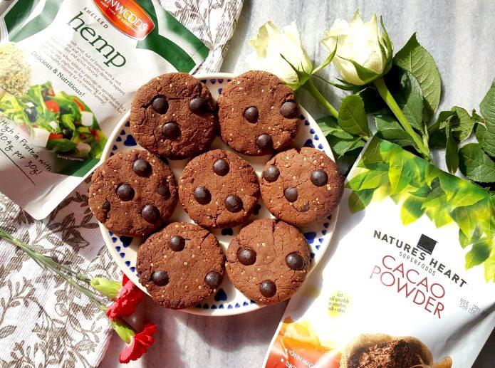 Choc cookies 33